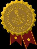 Prêmios - MEDALHA DE OURO